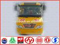 la escuela de china proveedor de autobús para nuevo modelo 6m 20 plazas de autobús utiliza la venta en los emiratos árabes unidos