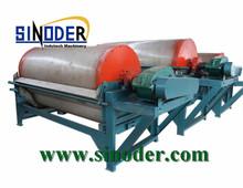 magnetic separator manufacturer Supply mineral processing separator in mineral processing projects -- Sinoder Brand