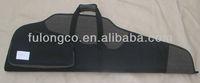 leather gun holster/gun pouch/pistol case/gun bag