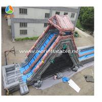2014 inflatable giant slip and slide,water slip and slide