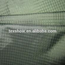 Silicone coating ripstop nylon taffeta fabric nylon parachute fabric hammock