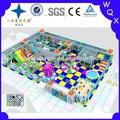 Interior macio jogos de parque de diversões equipamentos para crianças jogar centro