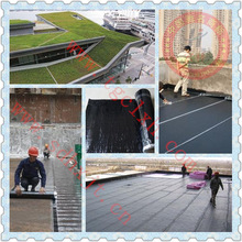waterproofing in concrete roof self adhesive waterproof rolls