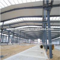 metal frame roof steel structure building