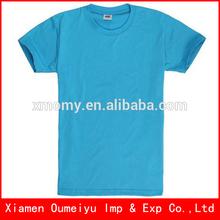 Cheap promotional plain high end blank t shirts