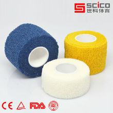 algodão fita adesiva médica atadura elástica crepe