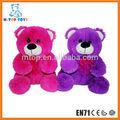custom atacado artesanal bebê miúdos brinquedo enchido animal nomes de urso de pelúcia