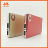 made in China high capacity power bank pack