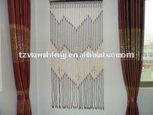 wooden curtain door beads curtain design ideas pictures
