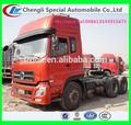 375hp 40t remolque de camión, la cabeza del tractor de camiones para la venta