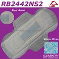 Jetable serviette de coton sanitaires fabricant, meilleur prix lady serviette hygiénique