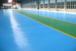 Maydos Self Leveling Dustfree Epoxy Resin Polyurethane Concrete car parking l Flooring Painting coating(China Floor Paint)