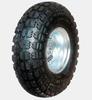 flat free pu foam wheel / pu foam cart wheels /high quality pu foam wheel