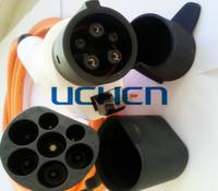 j1772 type 1 to 62196 type 2 / ev 7-pin motorcycle battery