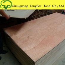 poplar melamine glue two times hot pressing plywood