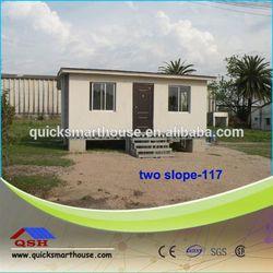 Prefab house, cheap site modular house pre made in China