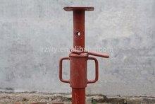 Painted scaffolding steel prop Adjustable Scaffolding shoring pole