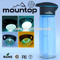 BS1970:2012 The sport PVC water bottle 14oz (400ml)