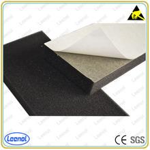ESD PU foam with glue