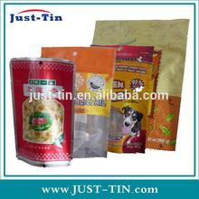 K-spout plastic sterilzation zip pouch