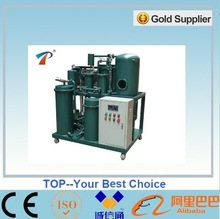 high performance hydraulic oil cleaning system,remove water,gas,impurities,protect environment