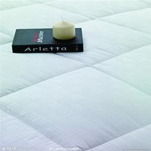 handmade white quilt