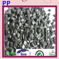 recycled super toughness polypropylene plastic granules/pellet for injection moulding,virgin pp resin