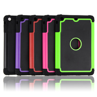 Extreme-duty military rugged case cover for iPad mini/mini 2