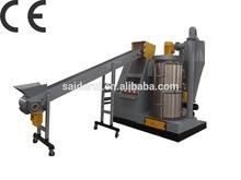 CE assured scrap copper&aluminim wire&cabe recycling machine,copper and plastic separator,copper granula machine