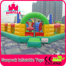 Sport Commercial Inflatable Fun City