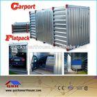 steel car porch/car park building