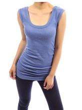 2014 summer t shirt branded 100 polyester t shirt blank