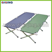Folding military camping bed, Aluminum folding camping bed HQ-8001G