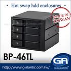 BP-46TL 4 bay hdd enclosure sata hard drive