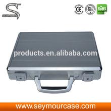 Quartz Stone Display Case Floor Tile Aluminum And Thick Handles Display Suitcase Quartz Sample Aluminum Case