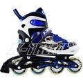 Caliente exterior desmontable ruedas fila de una sola fila de doble- propósito ajustable del rodillo patinaje zapatos al por mayor