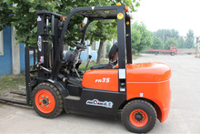 CPCD35FR Diesel Powered Forklift Truck/manual toyota toyota forklift manual
