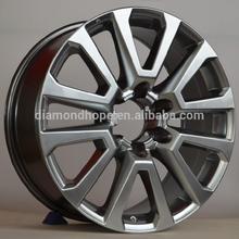 Personalizzati in alluminio cerchi in lega prado( ZW- s093)