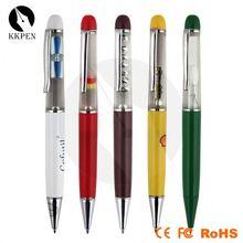 oil painting brush pen floating liquid light pen