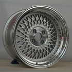 Silver new car aluminum alloy wheels/rims rotiform (ZW-S098)