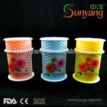 Sunyang Factory bamboo Plastic Dental Toothpicks