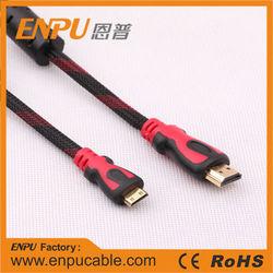 mini hdmi to rca cable guangzhou manufacturer