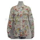 2014 new design women blouse shirt