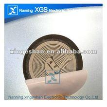 13.56Mhz HF NFC Passive Roll RFID Sticker Tag Label