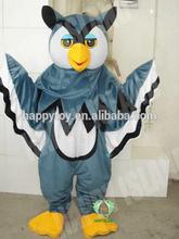HI CE fanny mr met mascot costume,mascot costume,eagle mascot costume