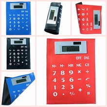 8 digits big size calculator, flex calculator solar cell/ HLD-869