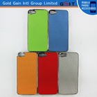 Latest design Electroplating Raindrop Pattern Hard Case Back Cover for iPhone 5