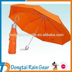 UV Protective Sun Parasol Lightweight Folding Umbrella