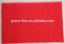 Environment friendly non skid non slip pvc coil floor mat