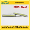 2014 made in china cob drl o-sram led drl FK008C-2 for universal cars